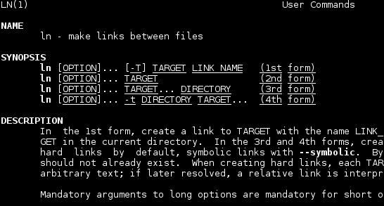 Linux Unix Symbolic Soft And Hard Links With Ln Command Poftut
