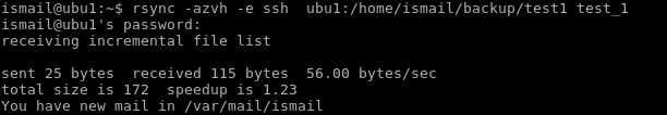 Transmission Over Ssh