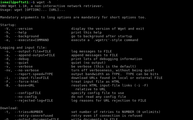 Wget Command Tutorial With Examples For Linux and Windows