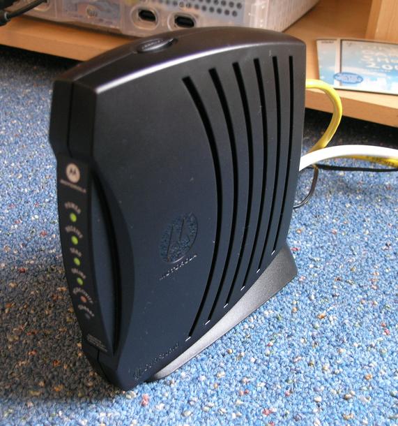 adsl router modem