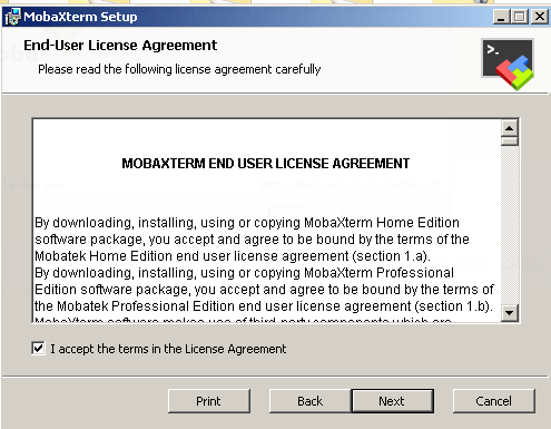 Mobaxterm Installation and Usage For Windows Personal