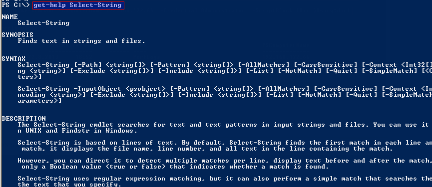 How To Grep Text Files With Powershell Grep Or SelectString Cmdlet Adorable Grep Multiple Patterns