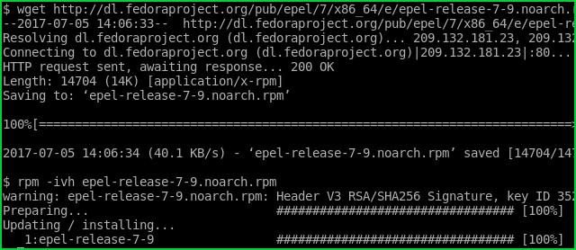 Add EPEL Repository To CentOS and RedHat
