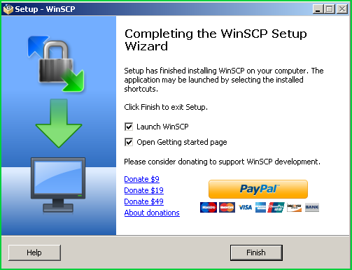 How To Install WinSCP Into Windows Operating Systems – POFTUT