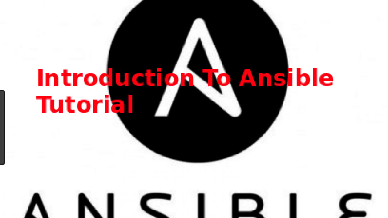 Introduction To Ansible Tutorial – POFTUT