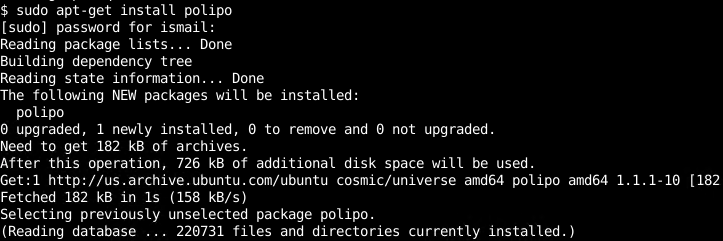 Install For Ubuntu, Debian, Mint, Kali