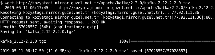 Download Apache Kafka