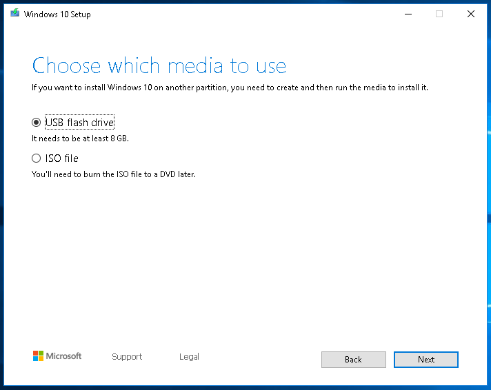 How To Download and Use Windows 10 Media Creation Tool To