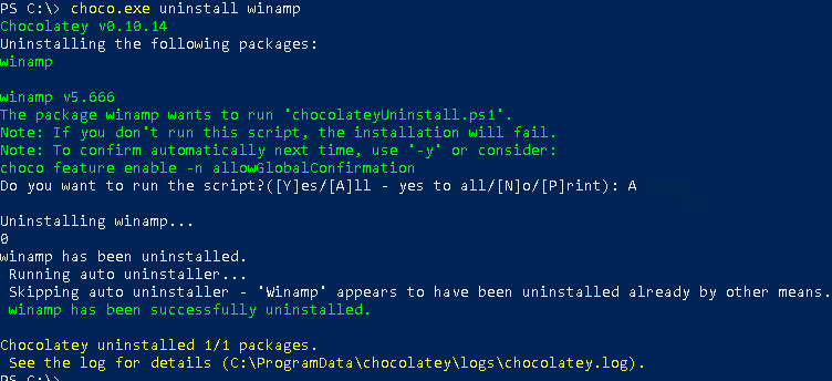 How To Install and Use Chocolatey Package Manager For