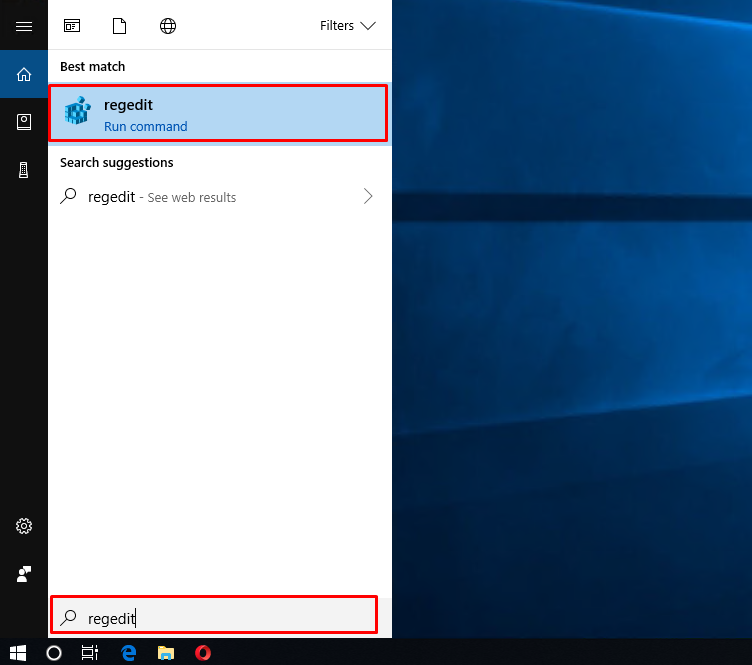 Disable Cortana with Registry