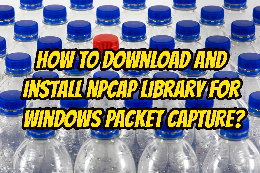 npcap download
