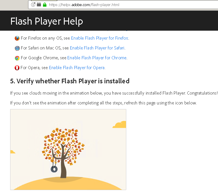 How To Install, Update and Uninstall Adobe Flash On Windows? – POFTUT