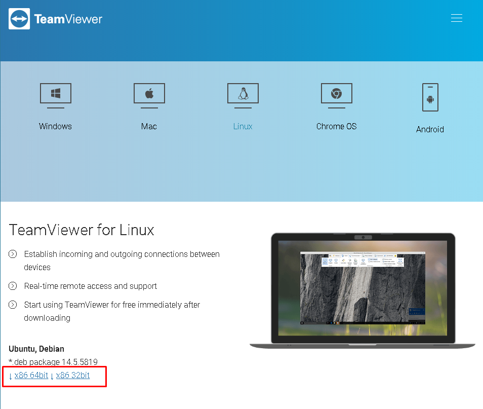 How To Install and Use TeamViewer On Ubuntu Linux? – POFTUT