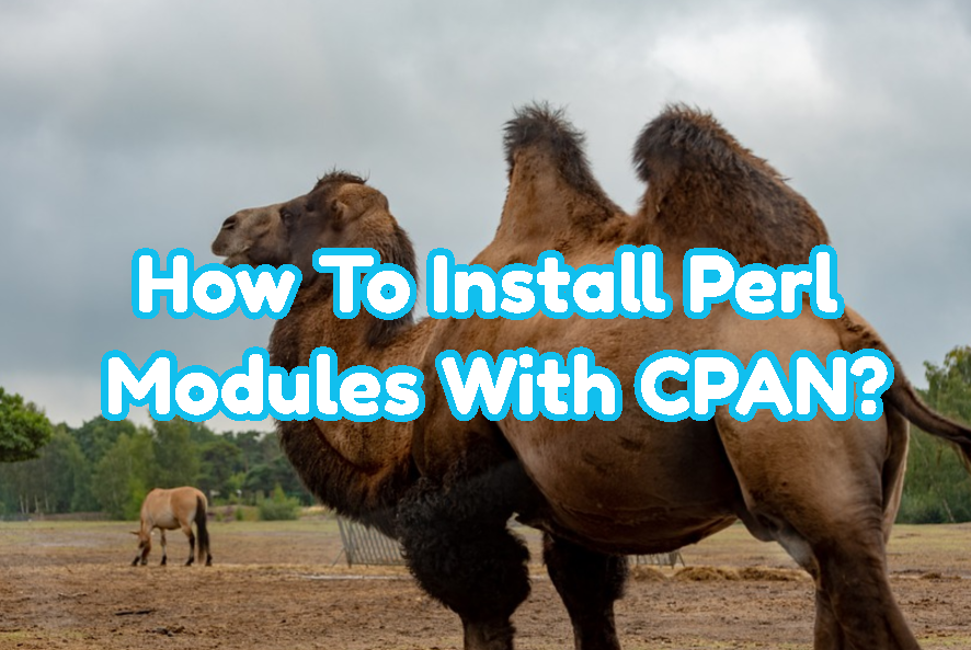 How To Install Perl Modules With CPAN?