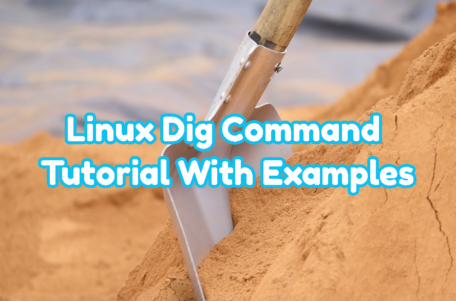 Linux Dig Command Tutorial With Examples