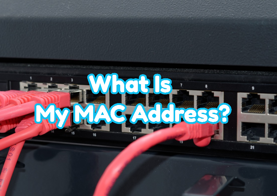 What Is My MAC Address Of Network Interface On Windows Or Linux?